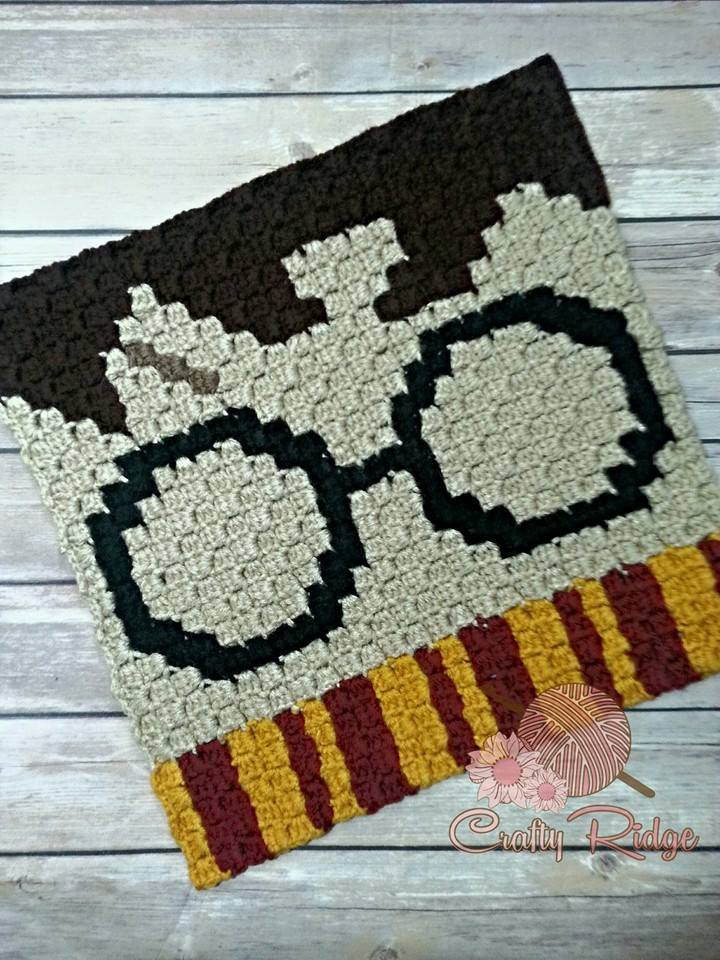 Crochet Patterns Harry Potter : Harry Potter Crochet A Long with Crafty Ridge Crafty Ridge Designs