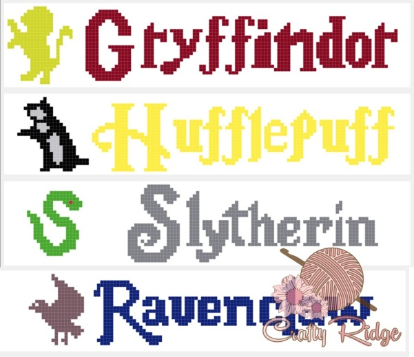 Hogwarts Banners